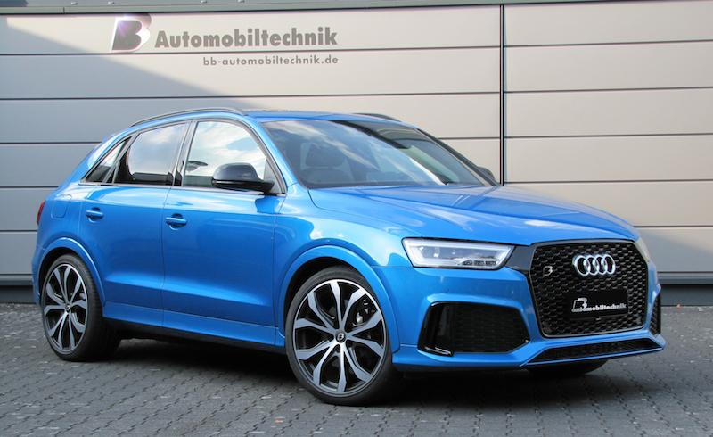 Good news for all owners of the Audi RSQ3 Performance