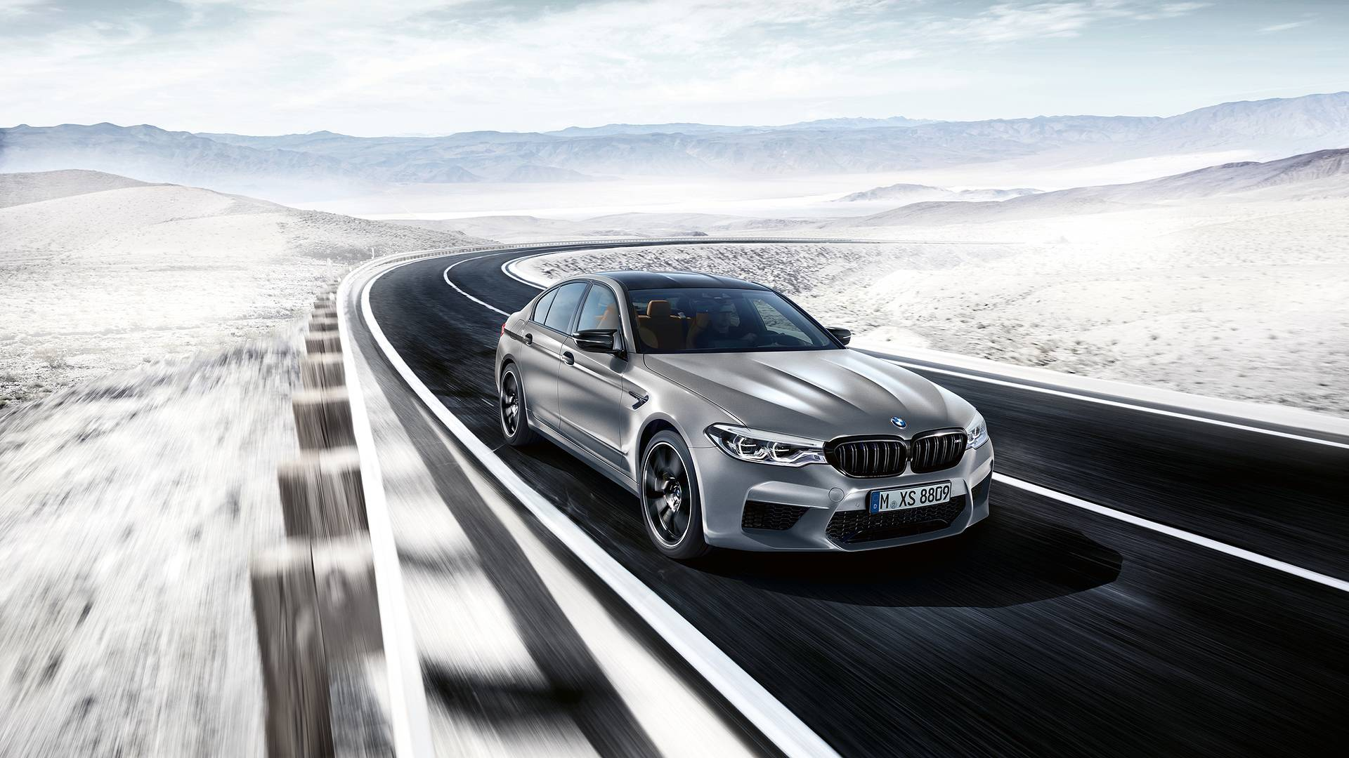 Following a series of intriguing announcements, BMW finally took the veil off the M5 Competition performance sedan