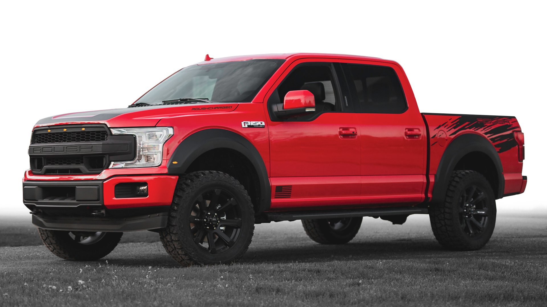 Car tuner Roush Performance has released the 2018 Roush F-150 SC, a custom version of the Ford F-150 pickup truck with a supercharger and lots of styling parts